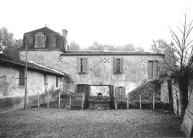 L'ancien Château Romer