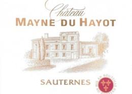 Château Mayne du Hayot