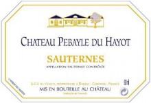 Château Pebayle du Hayot